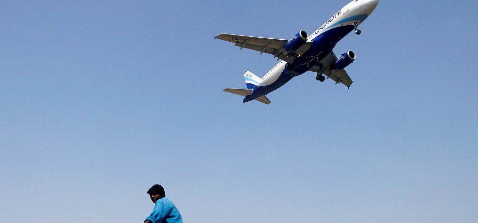 Avion IndiGo