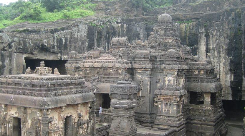 Grottes d'Ajantâ en Inde